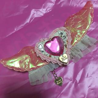 アンジェリックプリティー(Angelic Pretty)のパステルパレード製/魔法少女風ブレスレット/ゆめかわ/ロリータ/デザフェス(ブレスレット/バングル)