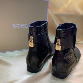 マイケルコース(Michael Kors)のマイケルコース ショートブーツ(ブーツ)