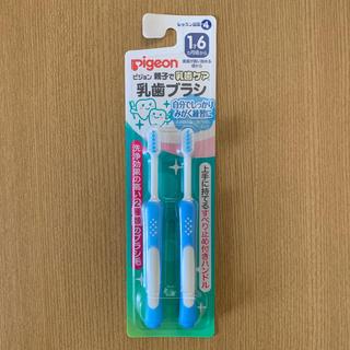 ピジョン(Pigeon)のピジョン 乳歯ブラシ1才6ヶ月頃から(歯ブラシ/歯みがき用品)