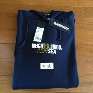 ネイバーフッド(NEIGHBORHOOD)のwind and sea NEIGHBORHOOD HOODED L パーカー(パーカー)