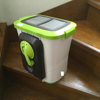 生ゴミ処理機「自然にカエルS」チップ剤(処理剤)付き(生ごみ処理機)