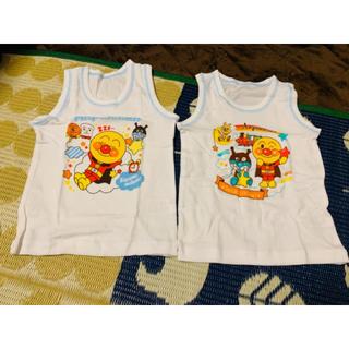 アンパンマン(アンパンマン)の新品・未使用☆アンパンマン タンクトップシャツ 90cm(下着)