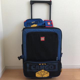 レゴ(Lego)のLEGO レゴ キャリーバッグ(スーツケース/キャリーバッグ)
