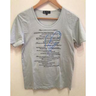 ☆値下げ❗️ミッシェルクラン Tシャツ Sサイズ