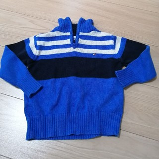 トミーヒルフィガー(TOMMY HILFIGER)の2T セーター  Tommy hilfiger (ニット)