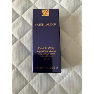 エスティローダー(Estee Lauder)のエスティーローダー ダブルウェア サンド 36 リキッドファンデーション(ファンデーション)
