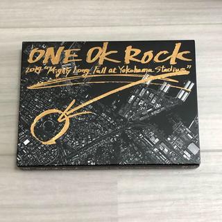 ワンオクロック(ONE OK ROCK)のONE OK ROCK Mighty Long Fall DVD(ミュージック)