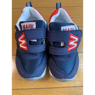 ニシマツヤ(西松屋)の靴 14センチ(スニーカー)