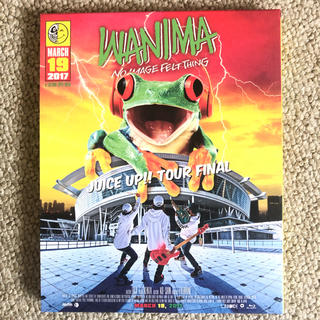 ワニマ(WANIMA)のWANIMA ブルーレイ  JUICE UP!! TOUR FINAL(ミュージック)