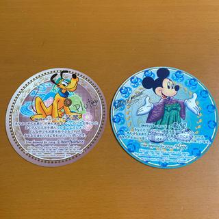 ディズニー(Disney)のディズニーシー コースター(テーブル用品)