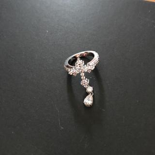 ダブコレクション(DUB Collection)の【DUB 】桜井莉菜 model Shiny Cross Ring (リング(指輪))