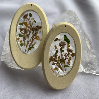 wood frame pierce(ピアス)