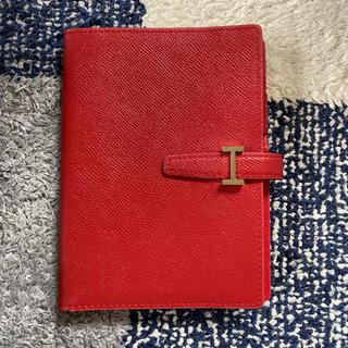 フランクリンプランナー(Franklin Planner)のフランクリン 手帳 カバー 赤(その他)