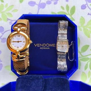 ヴァンドームアオヤマ(Vendome Aoyama)のVENDOME AOYAMA   ㊻ 腕時計・稼動品✨(腕時計)