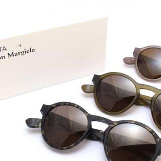 マルタンマルジェラ(Maison Martin Margiela)のMYKITA + Maison Margiela MMRAW002  (サングラス/メガネ)