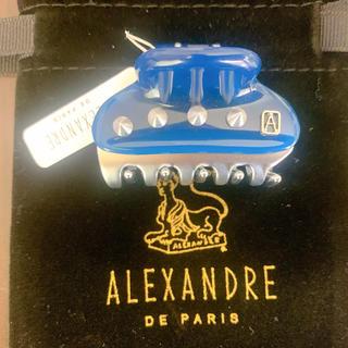 アレクサンドルドゥパリ(Alexandre de Paris)のVEND_ME ROCK V1 スタッズ クリップ アレクサンドルドゥパリ(バレッタ/ヘアクリップ)