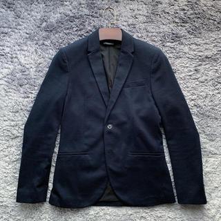 ザラ(ZARA)の着回しの良い落ち着いたジャケット!ZARAジャケット サイズS(テーラードジャケット)