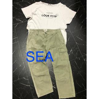 シー(SEA)のSEA  カーゴパンツ(ワークパンツ/カーゴパンツ)