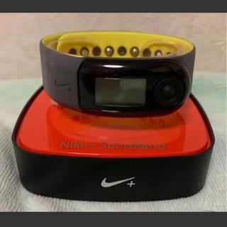 ナイキ(NIKE)のnike+ sportband(腕時計(デジタル))
