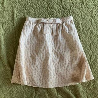 カレンウォーカー(KAREN WALKER)の美品 カレンウォーカー US4 スカート(ひざ丈スカート)