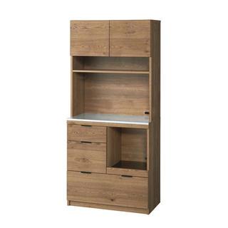 ウニコ(unico)のunico ウニコ 食器棚 ADDAY キッチンボード(キッチン収納)
