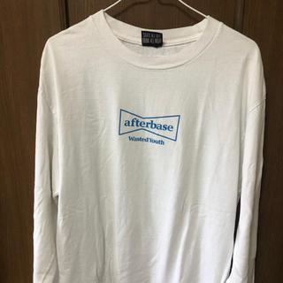 アフターベース(AFTERBASE)のwasted youthロンT(Tシャツ(長袖/七分))