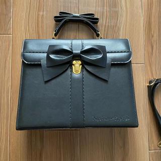 アリスアンドザパイレーツ(ALICE and the PIRATES)のプレゼントBOX bag 近日中処分(ハンドバッグ)
