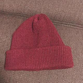 ユナイテッドアローズ(UNITED ARROWS)のビーニー♡ニット帽(ニット帽/ビーニー)