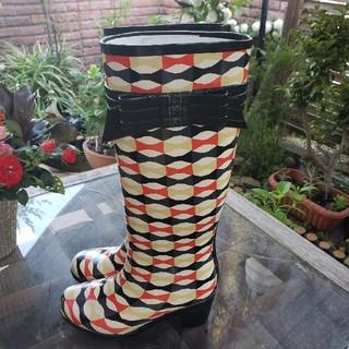 ケイトスペードニューヨーク(kate spade new york)のケートスペード 長靴 新品未使用(レインブーツ/長靴)