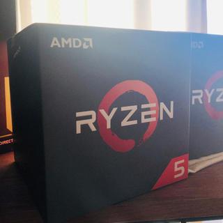 【新品未開封】Ryzen 5 3500 With Stealth Cooler(PCパーツ)