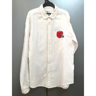 グラニフ(Design Tshirts Store graniph)のはらぺこあおむし ガーゼ素材シャツ、綿素材シャツ2枚(シャツ/ブラウス(長袖/七分))