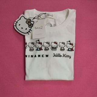 Nina mew - ニーナミュウ  キティ Tシャツ