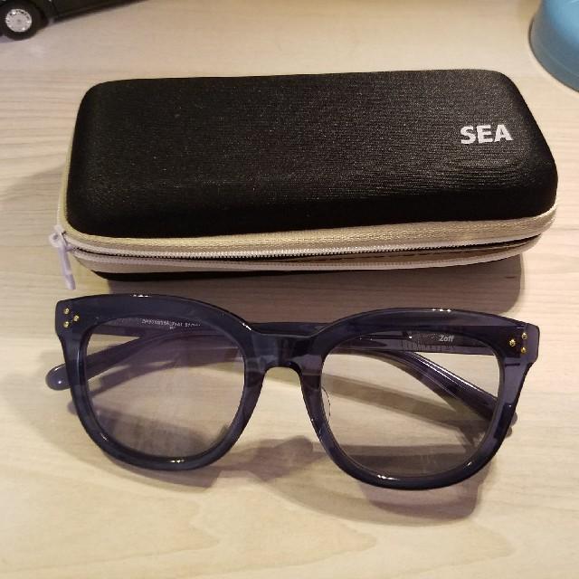 Zoff(ゾフ)のゾフ キムタク ウィンダンシー  メンズのファッション小物(サングラス/メガネ)の商品写真