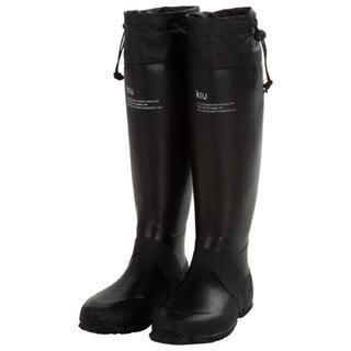 キウ(KiU)のkiu PACKABLE RAIN BOOTS パッカブルレインブーツ 長靴(レインブーツ/長靴)
