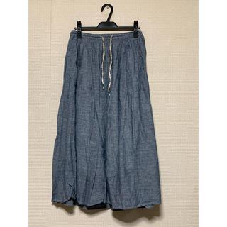 キューブシュガー(CUBE SUGAR)のキューブシュガー スカート 美品(ロングスカート)