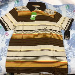 イズキール(EZEKIEL)の【新品・未使用⠀】EZEKIEL ポロシャツ メンズ(ポロシャツ)