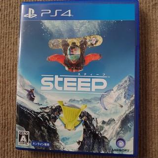 プレイステーション4(PlayStation4)のSTEEP(スティープ) PS4 初期動作確認済(家庭用ゲームソフト)