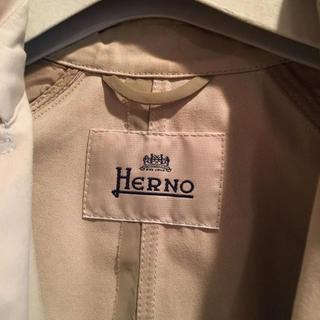 ヘルノ(HERNO)のヘルノ(トレンチコート)