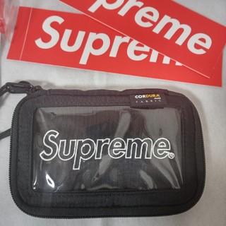 シュプリーム(Supreme)の新品19aw supreme Small Zip Pouch wallet 財布(折り財布)