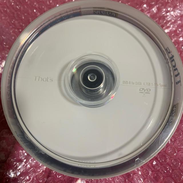 太陽誘電DVDR DATA用4.7 スマホ/家電/カメラのテレビ/映像機器(その他)の商品写真