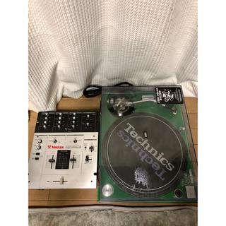 Technics SL-1200 MK3D Vestax PMC-05PROⅢ (ターンテーブル)