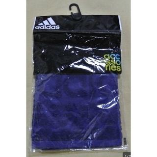 アディダス(adidas)の新品 アディダス ハンカチ(ハンカチ/ポケットチーフ)