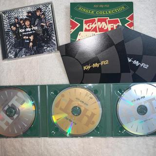 キスマイフットツー(Kis-My-Ft2)のKis-My-Ft2   CD DVD(男性アイドル)