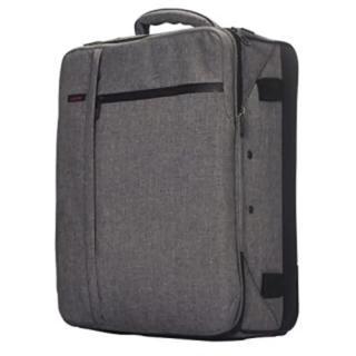 ムジルシリョウヒン(MUJI (無印良品))の折りたたみ機内持ち込み可能スーツケースグレー(スーツケース/キャリーバッグ)