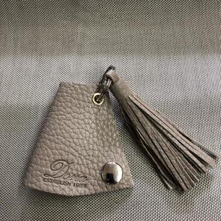 Italian leatherキーケース‼️フリンジ付(キーケース/名刺入れ)