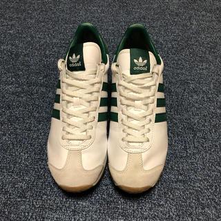 アディダス(adidas)のadidas  country  leather(スニーカー)