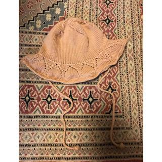 キャラメルベビー&チャイルド(Caramel baby&child )のmisha&puff ミーシャアンドパフ サンハット(帽子)