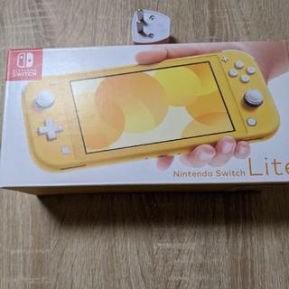 ニンテンドースイッチ(Nintendo Switch)の新品本体 Nintendo Switch Lite ニンテンドースイッチライト(家庭用ゲーム機本体)