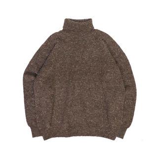サンシー(SUNSEA)の新品未使用 crepuscule 19aw whole garment t/n(ニット/セーター)
