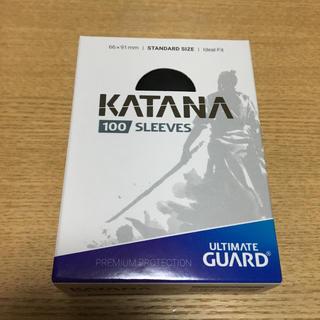 カタナ(KATANA)のKATANA スリーブ(カードサプライ/アクセサリ)